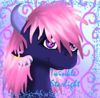 Digital Pic:Twinkle Starlight by Sahirathedragoness