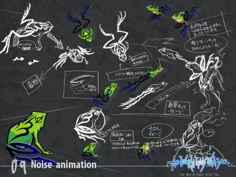Noise animation by wewy