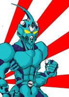 Guyver Update Ink PS by Xpendable