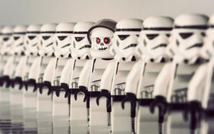 There is a TRAITOR in the troop by jango418