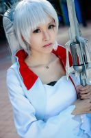 RWBY - Weiss Schnee by Xeno-Photography