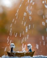 Autumn Showers Strike by dkj1974