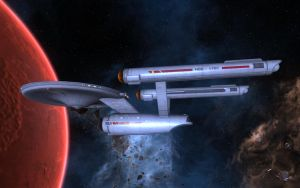 It's The Enterprise by Link8909