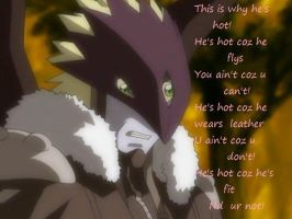 Why Beelzemon is hot by Impmon-Fans-United