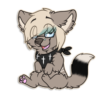Chibi for trenchcoatss by RegallyFlawed