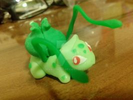 Biscuit Bulbasaur by MandyWolf