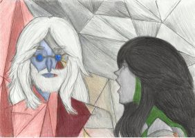 Somebody that Marceline used to Know... by The-Ice-Castle