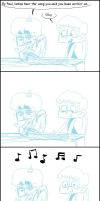 What Are You Trying to Say III by Strabius