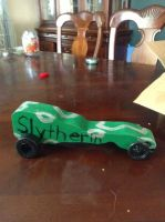 Slytherin Car by Elfera