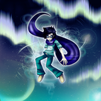 John - Homestuck by LittleMissTwitchy