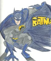 Awesome batman picture I drew by WeabooAwesomeness