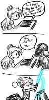 May The Fourth Be With You by CoffeeVulture