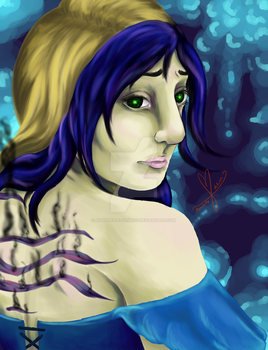 The Scars That Never Healed by Annabelle-Ailuros
