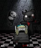 once upon a horror-Goldilocks and the three bears by ScorpionsKissx