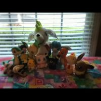 Pokemon Plushie Collection by Aqws7