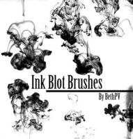 Ink Blots by bethpv