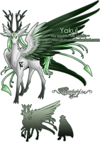 Yakul: king spirit of the wind by Aurumis