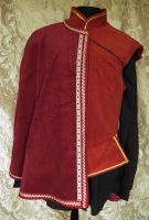 The Tudors inspired cloak PCC5-9 by JanuaryGuest