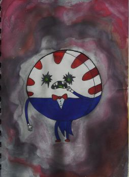 Peppermint Butler by wastexxofxpaintx
