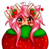 Strawberry by EpicStormMage