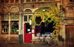 Street view in  Gent by ralucsernatoni
