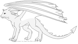 Draik Makeable 3 by TeaDino