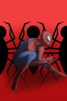 The Spider-Man by Qsal