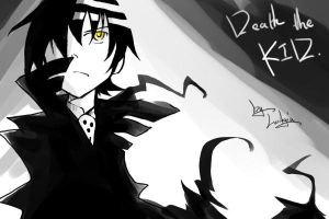 Soul Eater-Death the KID by Luckyia