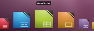 Libreoffice Gnome Icon by Magog64