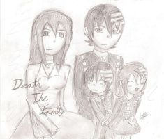 Death The Family by P3nsy-chan