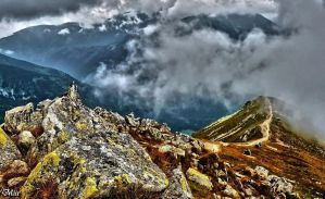 Mountains - Tatry by miirex