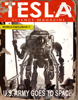 Tesla #7 Book - Fallout 4 by PlanK-69