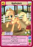 Applejack - MLPMinis profile Card by MLPMinis