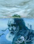 Old Man and the Sea by bookstoresue
