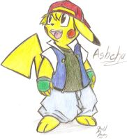 Ashchu! by goldflygon