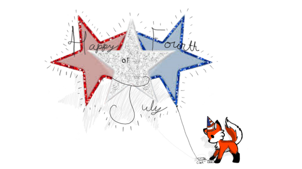 Fourth Of July by Iris30094
