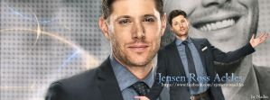Jensen Ross Ackles (Banner for FB) by Nadin7Angel