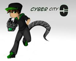 Cyber City by Che999