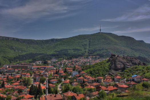 Town of Belogradchik HDR by azrfl666