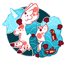 Adopt-Alooza Design #4 (CLOSED) by BittyPaws