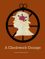 A Clockwork Orange Poster by shelbybonilla