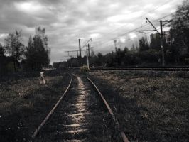 Railroad of happiness by darkdex52