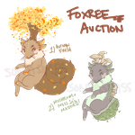 {OPEN/AUCTION} {AB UP} Foxree Autumn is Here by sonyasim55