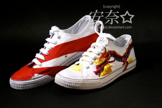japan inspired shoes by specialnezz