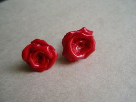 rose plugs by lady-demeter