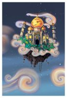 Castle in the Air by Tatiks