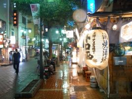 STOCK JAPANESE STYLE PUB NO:020020001 by hirolus