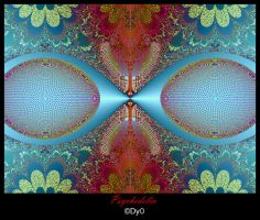Psychedelia by Dy0