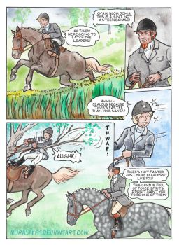 The Harpley Hunt St. George's Day Meet 2 by Murasaki99