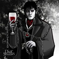 Barnabas Collins by RADMANRB